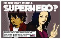 Superhero cv