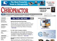 Chiropractor thumbnail cv