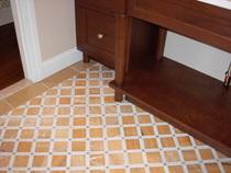 Custom floor cv
