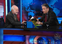 Sperling on daily show cv