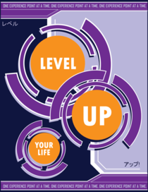 Level up your life cv