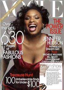 Vogue march 07 cv