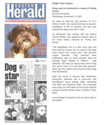 Boston herald cv