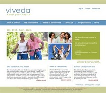 Viveda website copy cv
