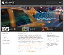 Home web 2009 cv