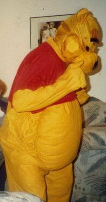 Winnie the pooh cropped cv