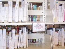 Holds shelf cv
