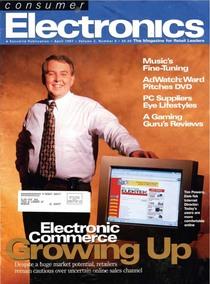 Consumer electronics cv