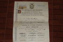 Master diploma in design cv