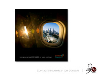 Contact spore pitch folio  cv