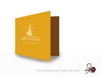 Christmas card folio  cv