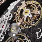 Gears clock cv