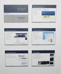 Wje presentation cv