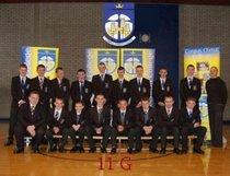 Class 11g cv