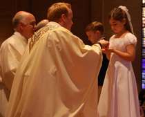 Marissa communion cv