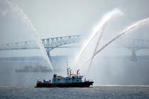 Fireboat cv