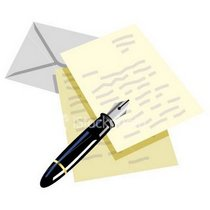 Letter writing cv