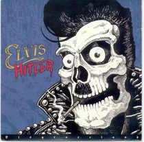 Elvis hitler disgraceland cv