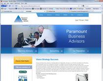 Paramount cv