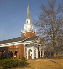 Firstbaptist cv