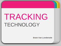 Bramvanlondersele trackingtechnology cv