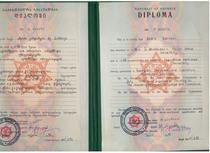 Tsu diploma cv