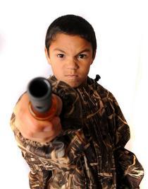Angry hunter cv