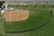 Softball field cv