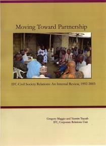 Portfolio ifc ngo relations study cv