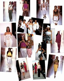 Spring 2000 7th on sixth fashion week cv