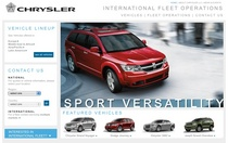 Chrysler fleet intl cv