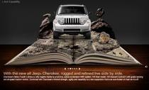 Jeep cherokee extreme cv
