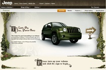 Jeep littlebig home cv