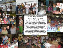 Picture portfolio   christmas at roatan orphanage cv