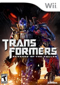 Transformers revenge of the fallen cv