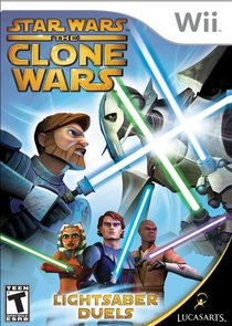 Star wars   clone wars   lightsaber duels cv