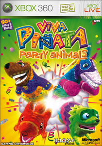 Viva pinata party animals cv