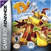 Ty the tasmanian tiger 2   bush rescue cv