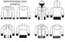 Back to school 2008 jackets.ai cv