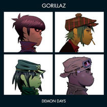 Gorillaz demon days cv