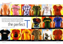 Out tshirts cv