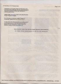 Portfolio brazilian ngo p2 2 cv