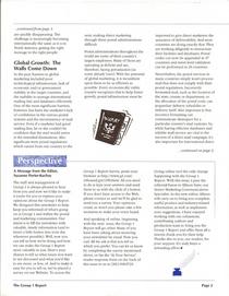 Portfolio group 1 newsletter pg2 cv