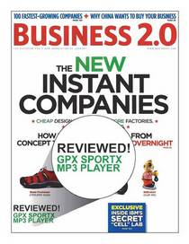 Business 2.0 june coverage page 1 cv