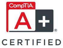 A  certified cv