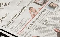 Newspaper cv