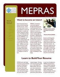 Pr tactics ii newsletter cv