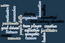 Wordle attributes 2 cv