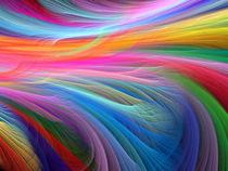 Rainbow ocean  by thelma1 cv