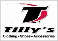 Tillys logo cv